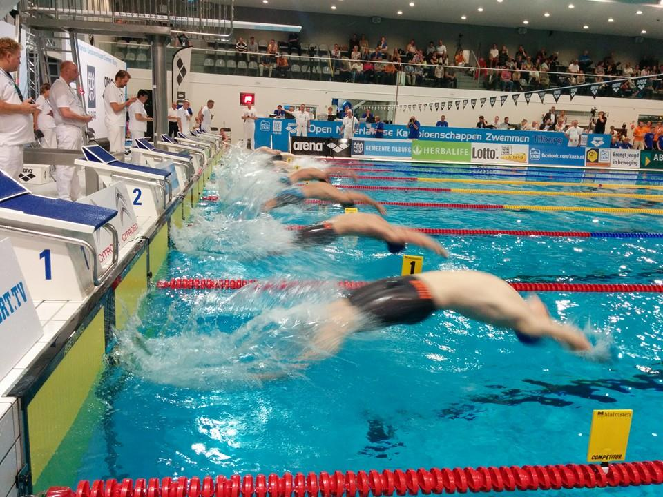 Zwembad reeshof vernieuwd sport in tilburg